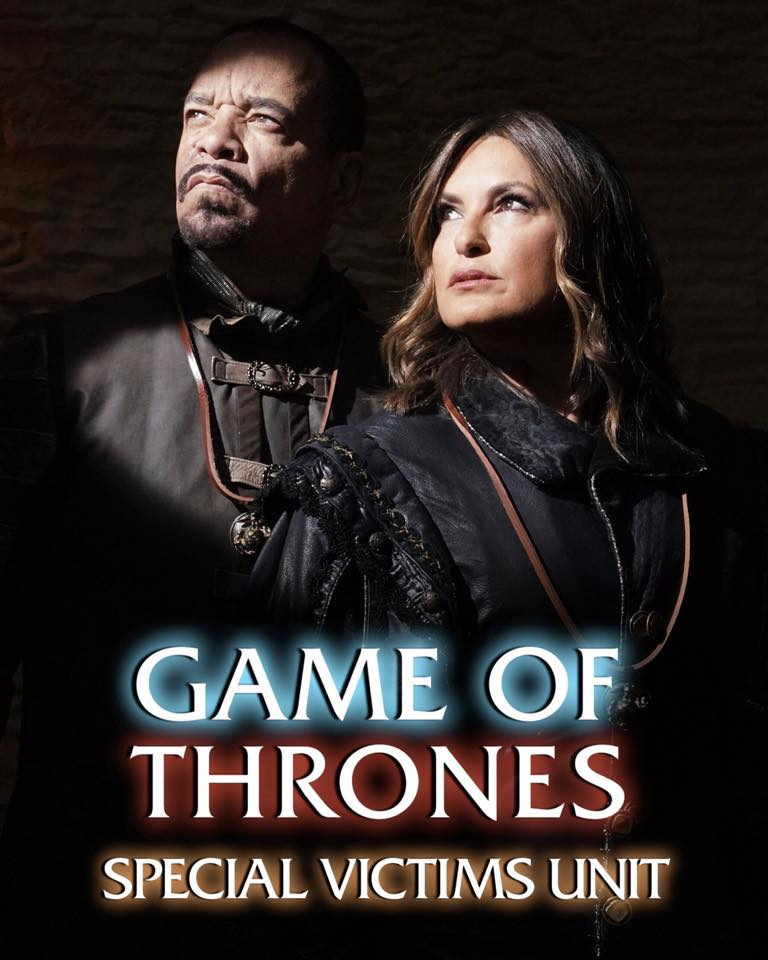 Game of Thrones: Special Victims Unit - SNL Poster