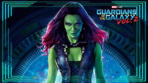 Gamora ~Guardians of the Galaxy Vol.2 (2017)