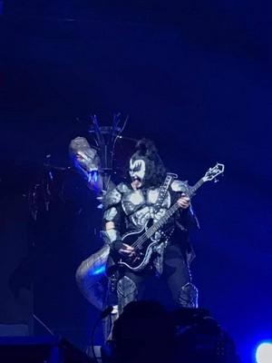 Gene ~Uniondale, New York...March 22, 2019 (NYCB LIVE's Nassau Coliseum)
