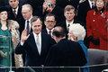 George Bush Presidential Inauguration 1989 - the-80s photo