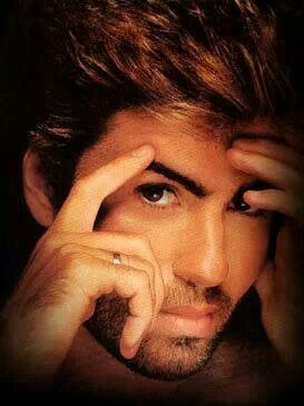 80's music wallpaper titled George Michael