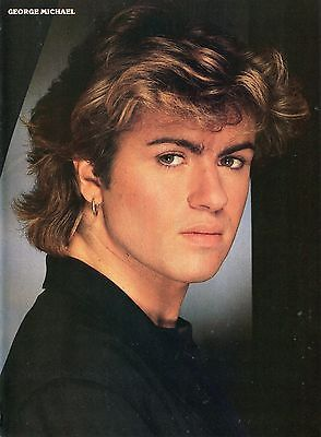 80's music wallpaper entitled George Michael