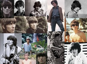 George collage