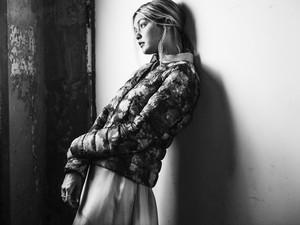Gigi ~ Grey Magazine (2014)