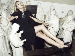 Gigi ~ Lisa Mortari Fall/Winter 2014