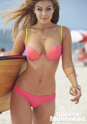 Gigi ~ Sports Illustrated Swimsuit (2014)