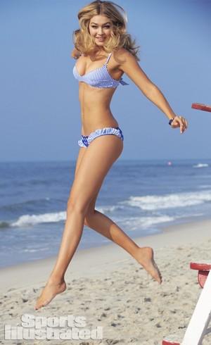 Gigi ~ Sports Illustrated swimsuit (2014)
