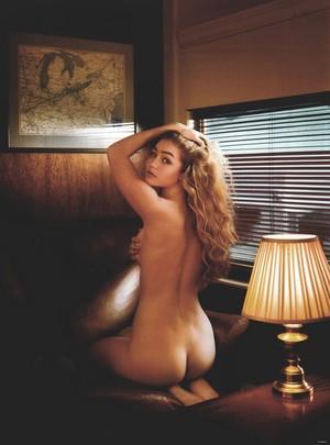 Gigi ~ V Man Magazine (2014)