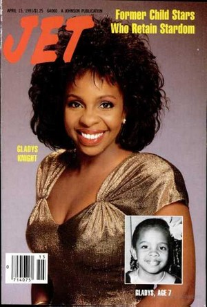 Gladys Knight On The Cover Of Jet
