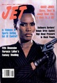 Grace Jones On The Cover Of Jet