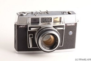Graflex Graphic 35 Millimeter Camera