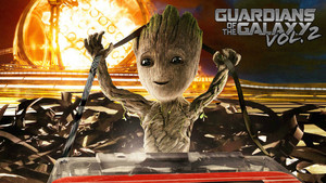 Groot ~Guardians of the Galaxy Vol.2 (2017)