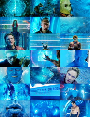 Guardians of the Galaxy Vol.1 and Vol.2 (2014 - 2017)