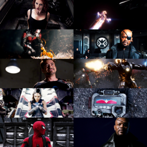 H e r o e s…it's an cổ hủ, cũ thời notion ~The Marvel Cinematic Universe (MCU)