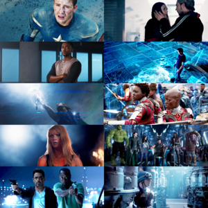 H e r o e s…it's an altmodisch notion ~The Marvel Cinematic Universe (MCU)