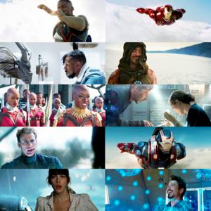 H e r o e s…it's an old-fashioned notion ~The Marvel Cinematic Universe (MCU)