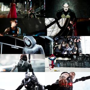 H e r o e s…it's an kuno, fesyen lama notion ~The Marvel Cinematic Universe (MCU)