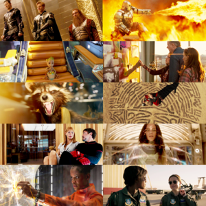 H e r o e s…it's an old-fashioned notion ~The Marvel Cinematic Universe (MCU)
