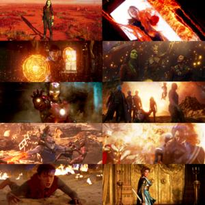 H e r o e s…it's an altmodisch notion ~The Marvel Cinematic Universe (MCU)
