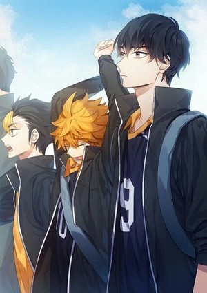 Haikyuu Guys