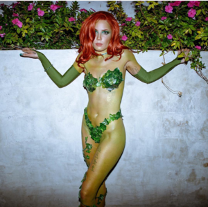 Halsey as Poison Ivy!