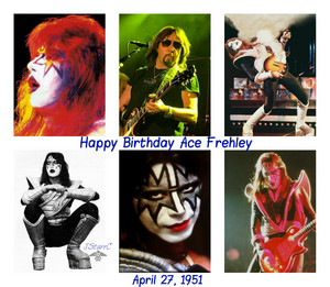 Happy Birthday Ace -April 27, 1951