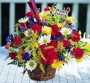 Happy Birthday, Berni
