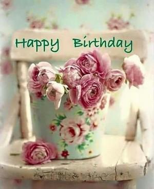 Happy Birthday my dear Berni 💜
