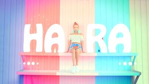 Hara Choco Chip печенье MV