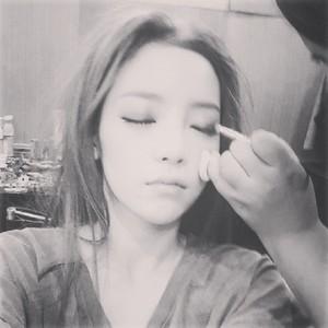 Hara Instagram 2013