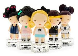 Harajuku enamorados Perfume Collection