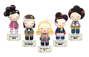 Harajuku Lovers: Snow Bunnies Perfume Collection