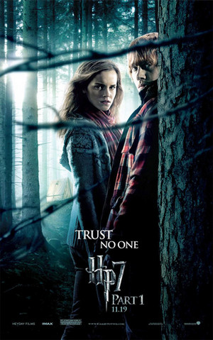 Harry Potter and The Deathly Hallows pt 1