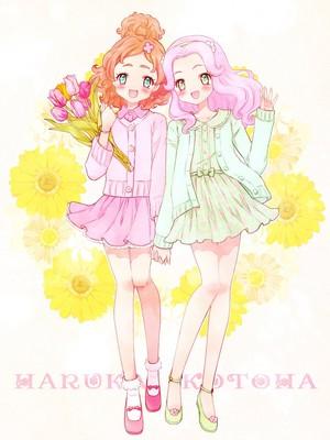 Haruka and Kotoha