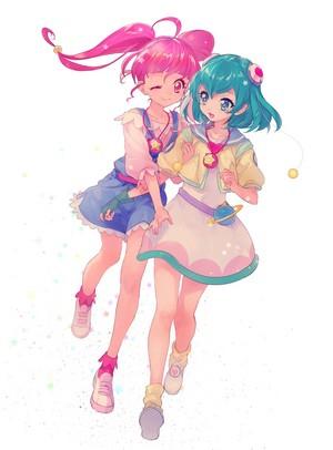 Hikaru and Lala