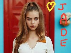 I love Jade Weber