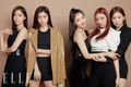 ITZY ELLE Korea as 'Naturally You' May 2019 - itzy photo