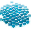 Ice Blue Luster Marbles