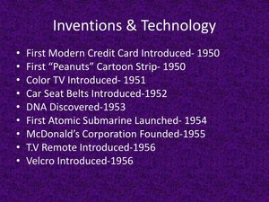 Invention And Technology