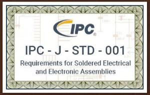 "J-STD-001 Revision ""H"" Обновления"