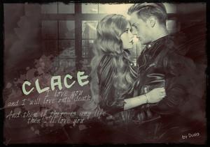 Jace/Clary wolpeyper