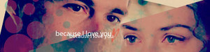 Jack/Kate Banner - Because I Love u