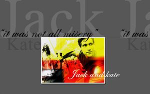 Jack/Kate 바탕화면 - Destiny