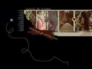 Jack/Kate پیپر وال