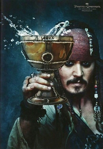 Beautiful Things 壁纸 called Jack Sparrow🌹💖