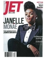 Janelle Monae On The Cover Of Jet