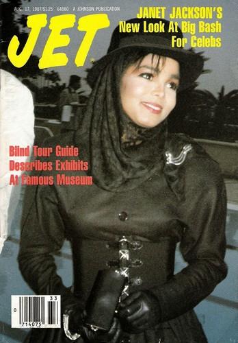cherl12345 (Tamara) wallpaper titled Janet Jackson On The Cover Of Jet