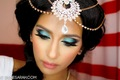 Jasmine Makeup Tutorial - disney-princess photo