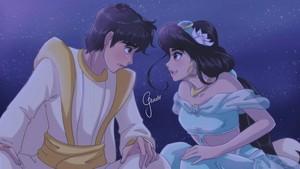 жасмин and Аладдин