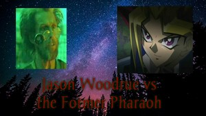 Jason Woodrue vs the Former Pharaoh